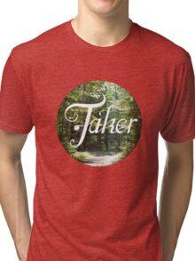 BlueFakerForest No5 Tri-blend T-Shirt