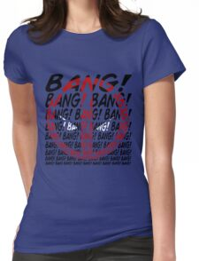 BANG! Womens Fitted T-Shirt