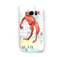 The Chewing Gum Man Samsung Galaxy Case/Skin