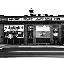 Peace Jazz Fun by Chris Bavaria