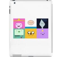 4P Adventure iPad Case/Skin
