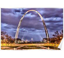 Saint Louis Gateway Arch Poster