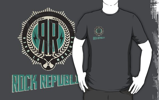 Rock Republic Pocket Emblem RHS by Winstonian
