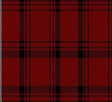 01971 University of Chicago Tartan Fabric Print Iphone Case by Detnecs2013