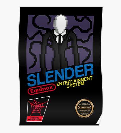 Slender EES Poster