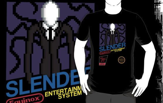 Slender EES by Gruntbuddy