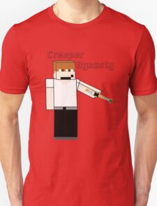 Creeper's Sonic Screwdriver T-Shirt