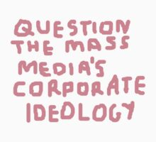 Question the Media by Amy Leah