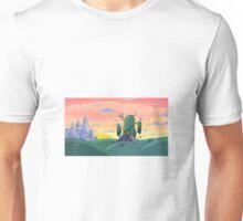 Sunset Treehouse Unisex T-Shirt