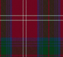 01982 Chisholm Hunting Clan/Family Tartan Fabric Print Iphone Case by Detnecs2013