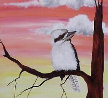 'KOOKABURRAS' by jansimpressions