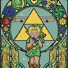Link's Art Nouveau by ThirdhandHarpy