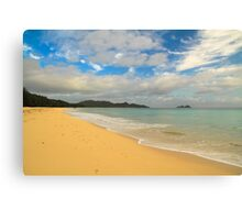 Oahu Canvas Print