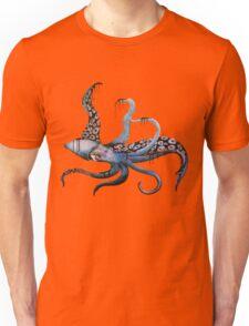 Giant Inky Squid Unisex T-Shirt