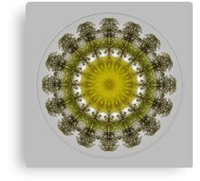 Tree of Life Mandala Canvas Print