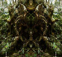 the tree spirit by Antony Potts