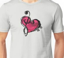 Music Lover Unisex T-Shirt
