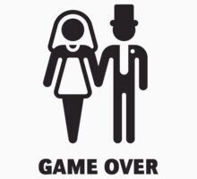 Game Over (Wedding / Marriage) by MrFaulbaum