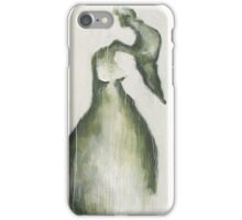 Madame Chou-Fleur, Mrs Cauliflower iPhone Case/Skin