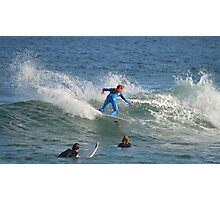 Bondi Surf Photographic Print