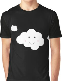 Happy Cloud Graphic T-Shirt