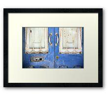 Malta 16 Framed Print