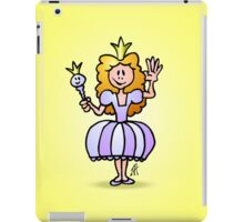 Pretty Princess from a fairy tale iPad Case/Skin