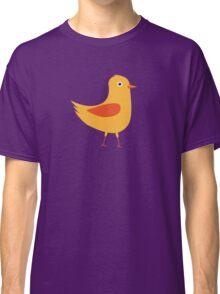 Yellow cute bird Classic T-Shirt