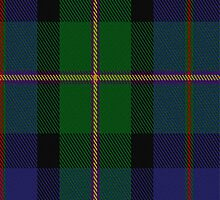 01989 Christian Hunting Tartan Fabric Print Iphone Case by Detnecs2013