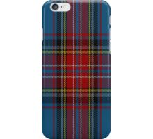 01992 City of Barrie District Tartan Fabric Print Iphone Case iPhone Case/Skin