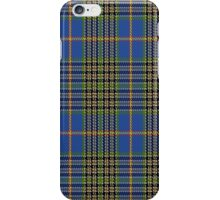 01993 City of Dorval District Tartan Fabric Print Iphone Case iPhone Case/Skin