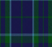 01995 City of Kincardine District Tartan Fabric Print Iphone Case by Detnecs2013