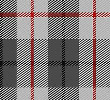 01996 City of London Tartan Fabric Print Iphone Case by Detnecs2013