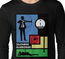 The Archer Games Long Sleeve T-Shirt