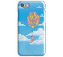 Balloon Girl iPhone Case/Skin
