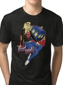 The Bad Wolf Tri-blend T-Shirt