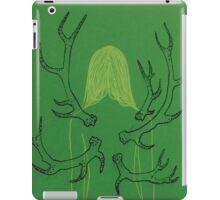 Green Metamorphosis iPad Case/Skin