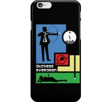 The Archer Games iPhone Case/Skin