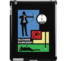 The Archer Games iPad Case/Skin