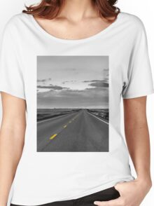 Long Road Ahead Women's Relaxed Fit T-Shirt