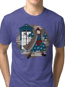 Sensei Who Tri-blend T-Shirt