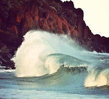 Smashing Surf by Paul Fleming