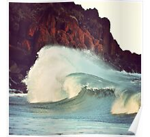 Smashing Surf Poster