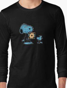 Hellraisin' peanuts Long Sleeve T-Shirt