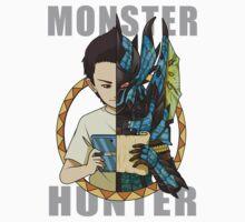 Monster Hunter Life (Azure Variant) by ashmish
