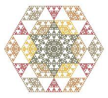 Hex Quilt by Ross Hilbert