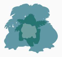 PKMN Evo Family - #001 Bulbasaur by dangerliam