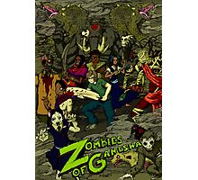 Zombies of Ganesha Photographic Print