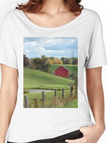 Rolling Hills Women's Relaxed Fit T-Shirt