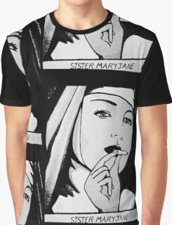 SISTA MARYJANE Graphic T-Shirt